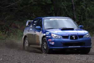Oregon Trail Rally 203 Doug Heredos