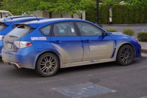 2010 Subaru STi Special Edition